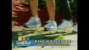 Good Feet TV Spot, 'Take Away the Pain' - Thumbnail 5