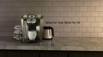 Keurig 2.0 TV Spot, 'The Holiday Gift for All' - Thumbnail 9