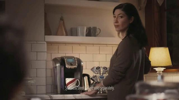 Keurig 2.0 TV Spot, 'The Holiday Gift for All' - Thumbnail 2
