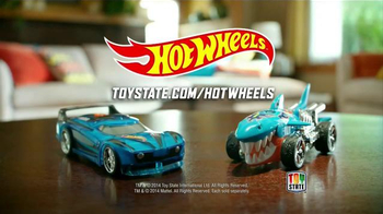 Hot Wheels Hyper Racer and Extreme Action Shark Cruiser TV Spot - Thumbnail 10