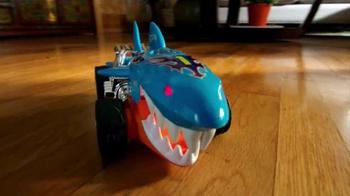 Hot Wheels Hyper Racer and Extreme Action Shark Cruiser TV Spot - Thumbnail 2