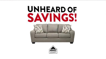 Ashley Furniture Homestore Black Friday Preview Sale TV Spot, 'Unheard of' - Thumbnail 6