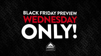 Ashley Furniture Homestore Black Friday Preview Sale TV Spot, 'Unheard of' - Thumbnail 8