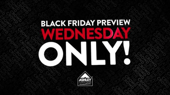 Ashley Furniture Homestore Black Friday Preview Sale TV Spot, 'Unheard of' - Thumbnail 9