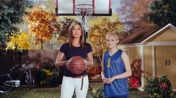St. Jude Children's Research Hospital TV Spot, 'Jennifer Aniston and Sam' - 94 commercial airings
