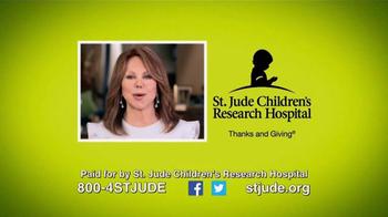 St. Jude Children's Research Hospital TV Spot, 'Jennifer Aniston and Sam' - Thumbnail 10