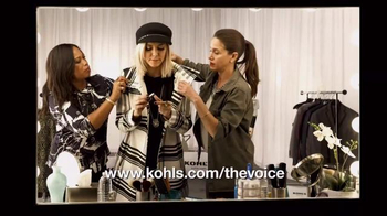 Kohl's TV Spot, 'The Voice Styling Sessions: Outerwear' - Thumbnail 9