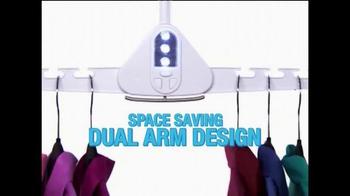 Dual Hanger TV Spot, 'Quadruple Closet Space' - Thumbnail 3