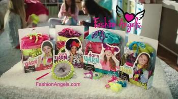 Fashion Angels Darn Yarn TV Spot, 'Create Your Own Style' - Thumbnail 8