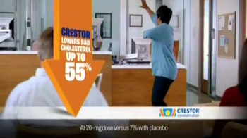 Crestor TV Spot, 'Make Your Move' Song by War - Thumbnail 3