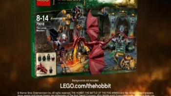 LEGO The Hobbit Lonely Mountain Set TV Spot, 'Explode the Dragon' - Thumbnail 10