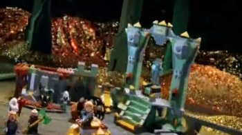 LEGO The Hobbit Lonely Mountain Set TV Spot, 'Explode the Dragon' - Thumbnail 3