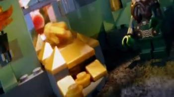 LEGO The Hobbit Lonely Mountain Set TV Spot, 'Explode the Dragon' - Thumbnail 4