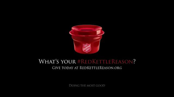 The Salvation Army TV Spot, 'Red Kettle Reason: It Saved My Life' - Thumbnail 10