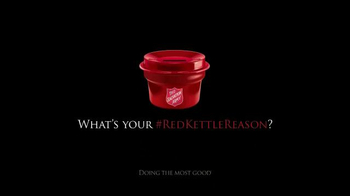 The Salvation Army TV Spot, 'Red Kettle Reason: It Saved My Life' - Thumbnail 8