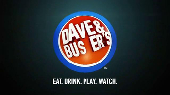 Dave and Buster's TV Spot, 'Game Day Specials This Holiday Season' - Thumbnail 8