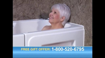 Safety Tubs Company Walk-In Tub TV Spot, 'Bathe Safely and Easily' - Thumbnail 7