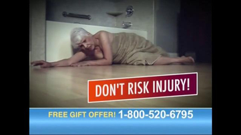 Safety Tubs Company Walk-In Tub TV Spot, 'Bathe Safely and Easily' - Thumbnail 8