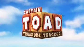Captain Toad: Treasure Tracker TV Spot, 'Adventure is Out There' - Thumbnail 1
