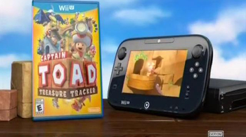 Captain Toad: Treasure Tracker TV Spot, 'Adventure is Out There' - Thumbnail 10