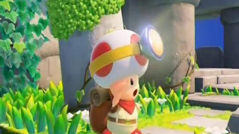 Captain Toad: Treasure Tracker TV Spot, 'Adventure is Out There' - Thumbnail 2