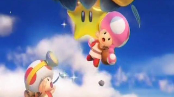 Captain Toad: Treasure Tracker TV Spot, 'Adventure is Out There' - 534 commercial airings