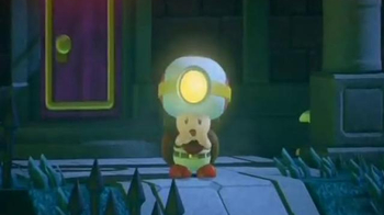 Captain Toad: Treasure Tracker TV Spot, 'Adventure is Out There' - Thumbnail 4