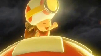 Captain Toad: Treasure Tracker TV Spot, 'Adventure is Out There' - Thumbnail 8