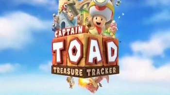 Captain Toad: Treasure Tracker TV Spot, 'Adventure is Out There' - Thumbnail 9