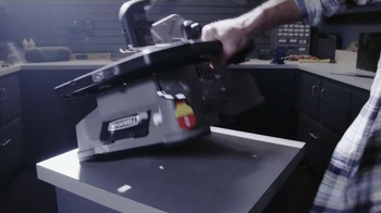 Rockwell BladeRunner X2 Portable Tabletop Saw TV Spot, 'Cut Anything' - Thumbnail 2