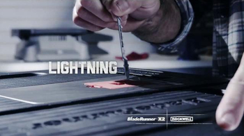 Rockwell BladeRunner X2 Portable Tabletop Saw TV Spot, 'Cut Anything' - Thumbnail 5