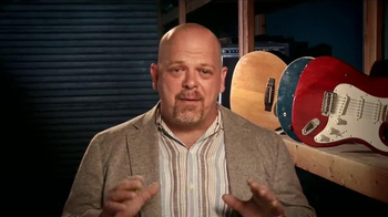 Epilepsy Foundation TV Spot, 'History Channel' Featuring Rick Harrison - 55 commercial airings