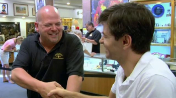 Epilepsy Foundation TV Spot, 'History Channel' Featuring Rick Harrison - Thumbnail 5