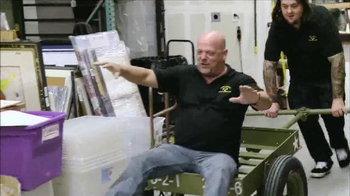 Epilepsy Foundation TV Spot, 'History Channel' Featuring Rick Harrison - Thumbnail 6