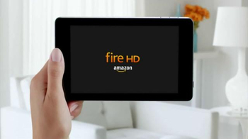 Amazon Fire HD TV Spot, 'All-You-Can-Eat Binge-Watching Buffet' - Thumbnail 1