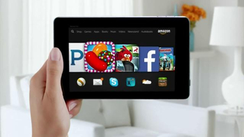Amazon Fire HD TV Spot, 'All-You-Can-Eat Binge-Watching Buffet' - Thumbnail 2