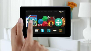Amazon Fire HD TV Spot, 'All-You-Can-Eat Binge-Watching Buffet' - Thumbnail 3