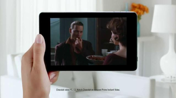 Amazon Fire HD TV Spot, 'All-You-Can-Eat Binge-Watching Buffet' - Thumbnail 4