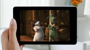 Amazon Fire HD TV Spot, 'All-You-Can-Eat Binge-Watching Buffet' - Thumbnail 8