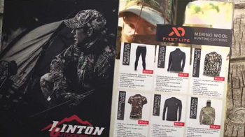 Linton Outdoors First Lite TV Spot, 'Look No Further' Featuring Tom Miranda - Thumbnail 4