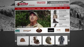 Linton Outdoors First Lite TV Spot, 'Look No Further' Featuring Tom Miranda - Thumbnail 8