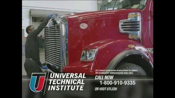 Universal Technical Institute TV Spot, 'Think Big' - Thumbnail 1