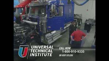 Universal Technical Institute TV Spot, 'Think Big' - Thumbnail 9