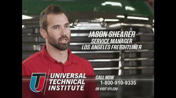 Universal Technical Institute TV Spot, 'Think Big' - Thumbnail 2