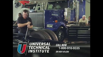 Universal Technical Institute TV Spot, 'Think Big' - Thumbnail 3