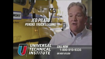 Universal Technical Institute TV Spot, 'Think Big' - Thumbnail 4
