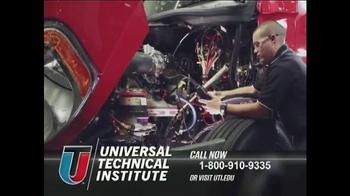 Universal Technical Institute TV Spot, 'Think Big' - Thumbnail 6