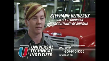 Universal Technical Institute TV Spot, 'Think Big' - Thumbnail 7