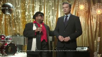 RushCard Live TV Spot, \'Soul Singer\' Featuring Russell Simmons