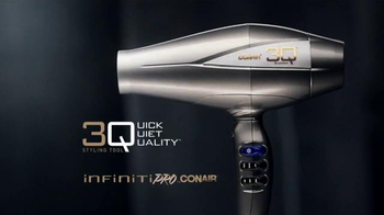 Conair Infiniti Pro 3Q Styling Tool TV Spot, 'Beauty Seduces' - Thumbnail 5
